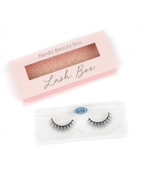 Bilde av Nordic Beauty Box Lash Box Classic (S)