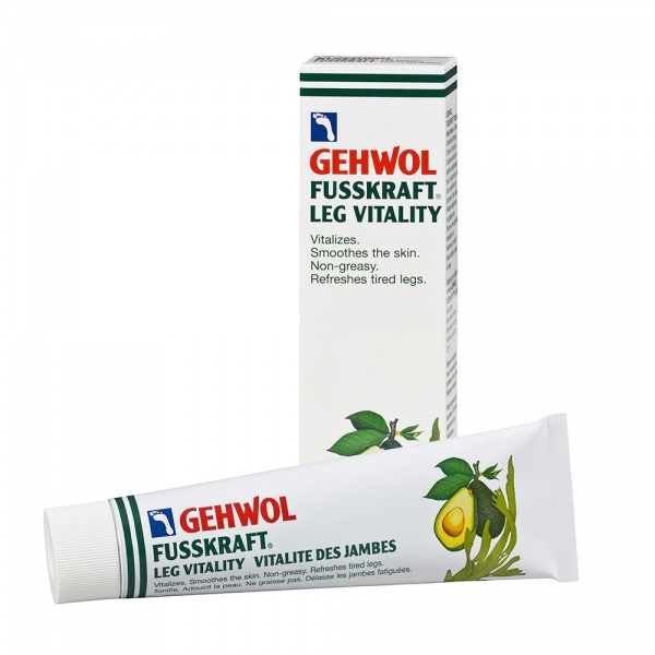 Bilde av Gehwol Fusskraft Leg Vitality 125ml