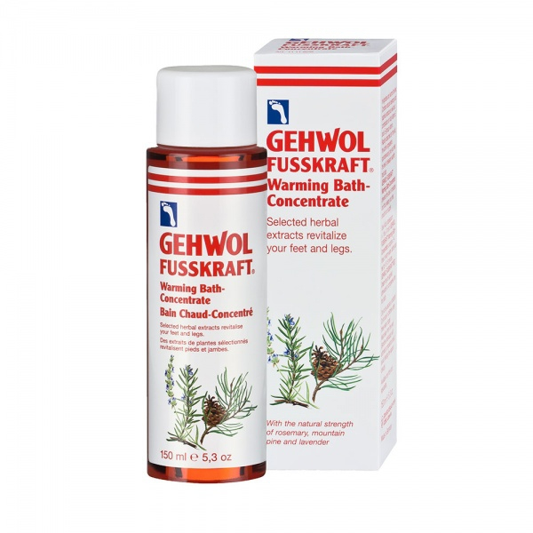 Bilde av Gehwol Fusskraft Warming Bath Concentrate 150ml