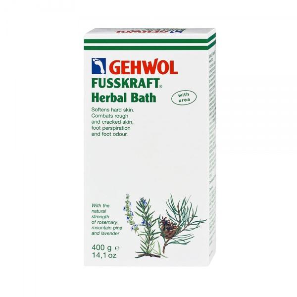 Bilde av Gehwol Fusskraft Herbal Bath 400g
