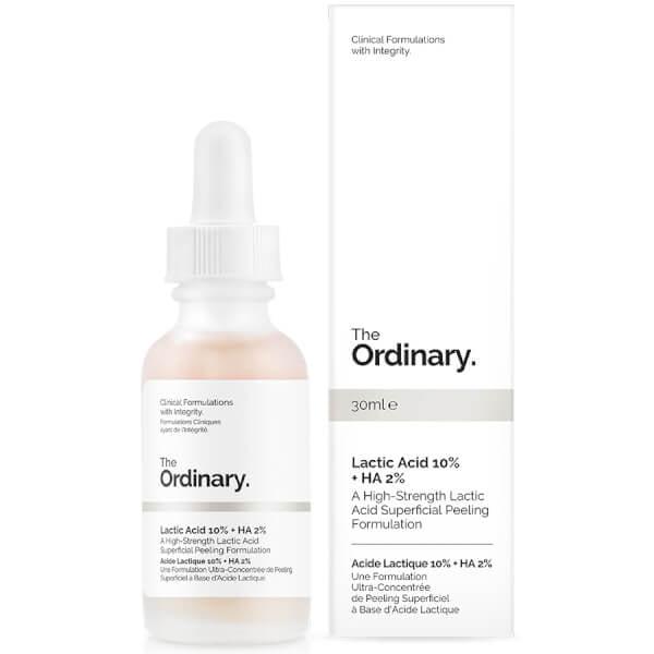 Bilde av The Ordinary Lactic Acid 10% + HA 2% 30ml