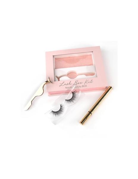 Bilde av Nordic Beauty Box Lash Box Date Kit