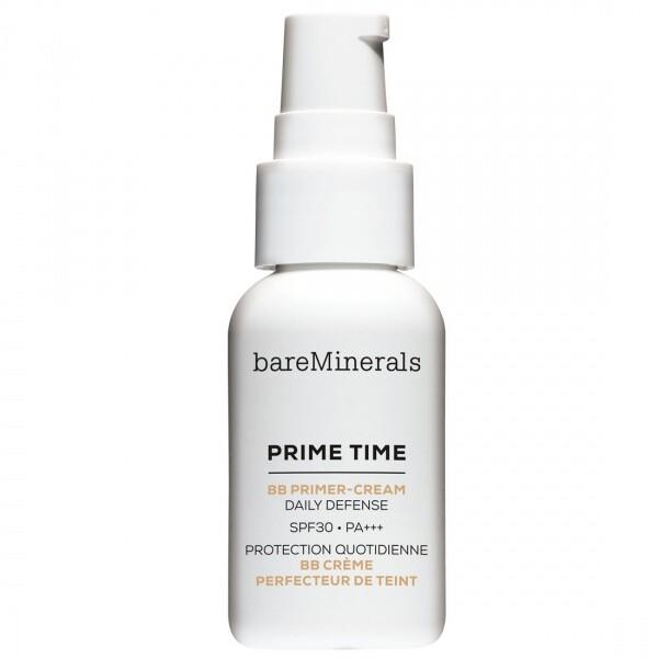 Bilde av bareMinerals Prime Time BB Primer Cream SPF 30 Light 30ml