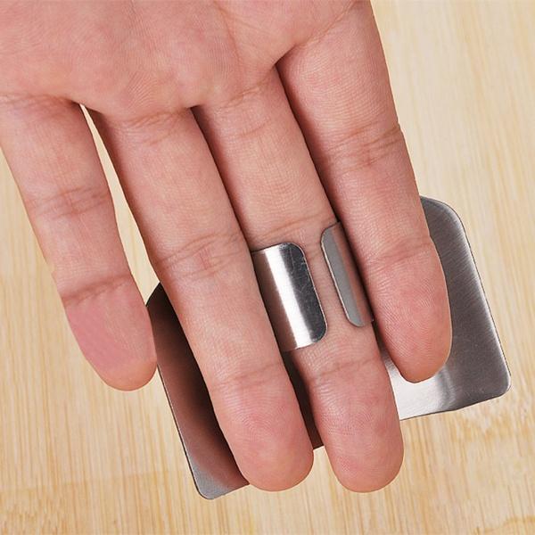 Bilde av Fingerbeskytter i metall