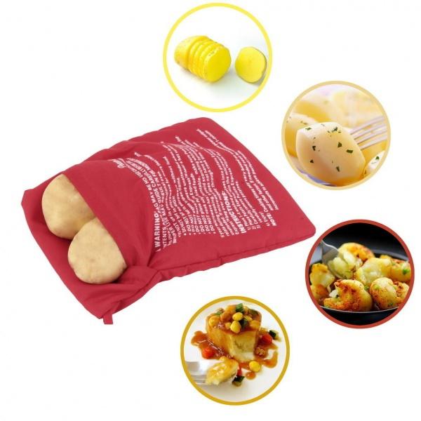 Bilde av Genial mikropose for poteter