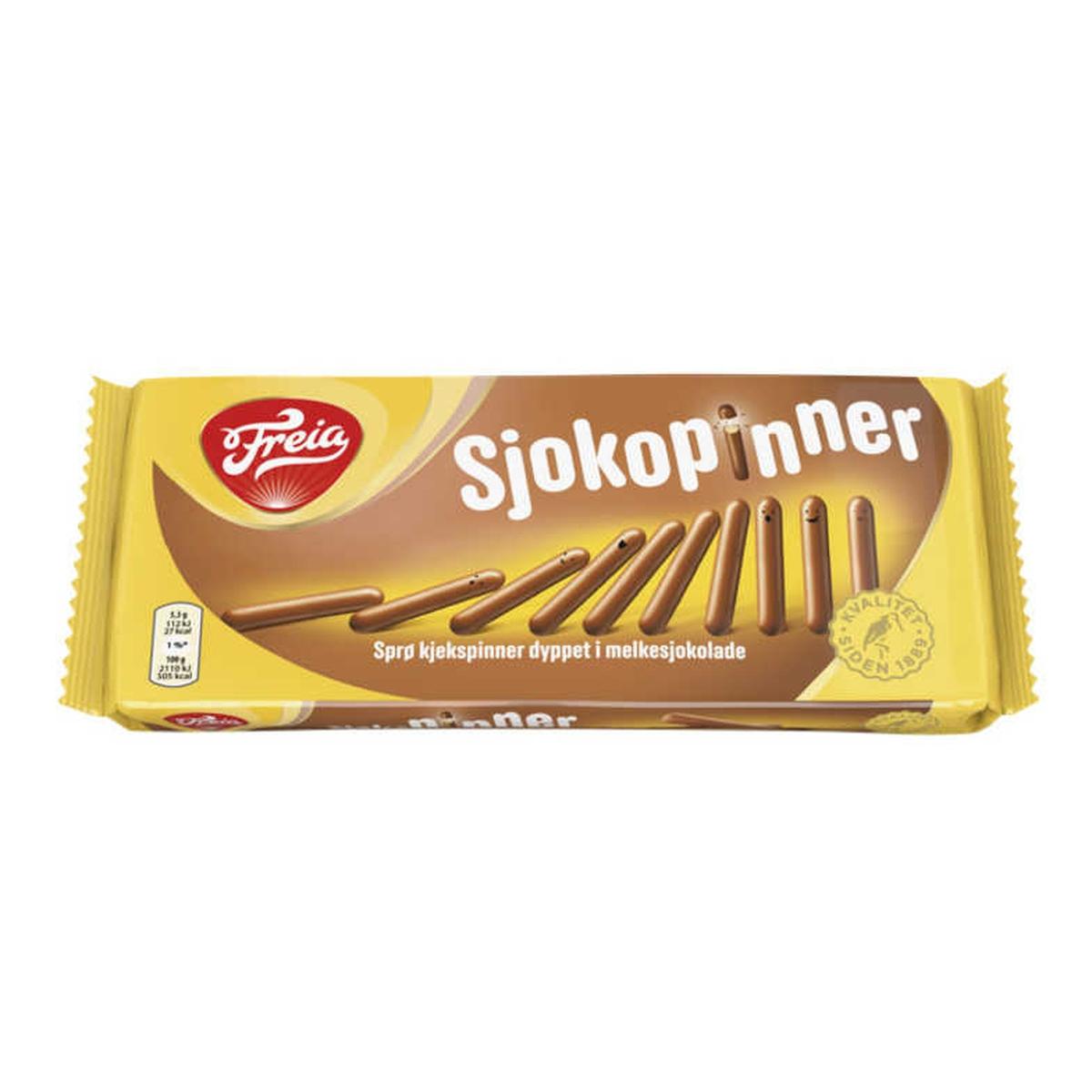 Freia Sjokopinner 144g