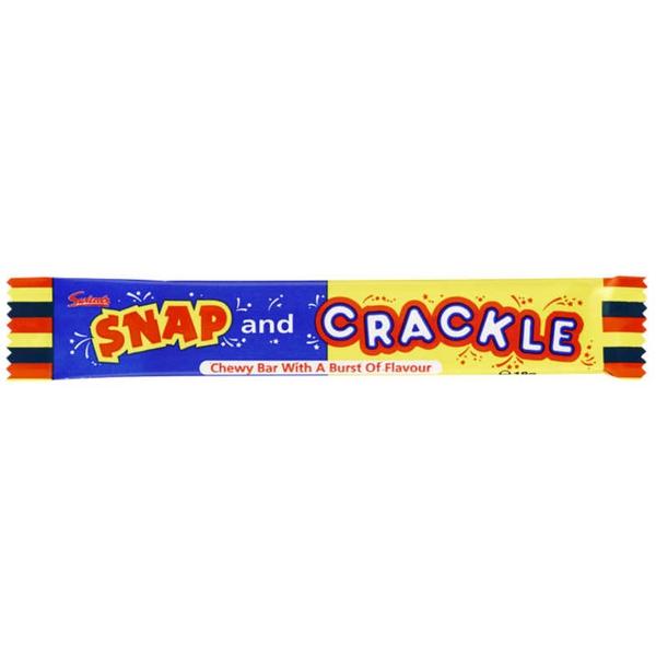 Bilde av Snap & Crackle 18g