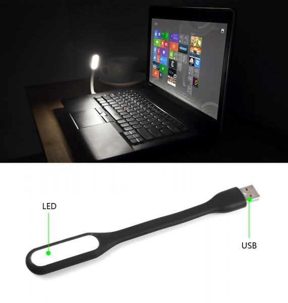 Bilde av USB Lampe