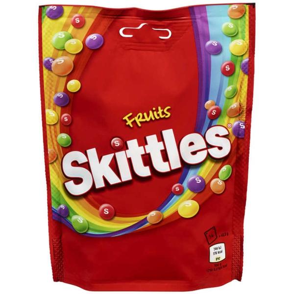 Bilde av Skittles Fruits 174g