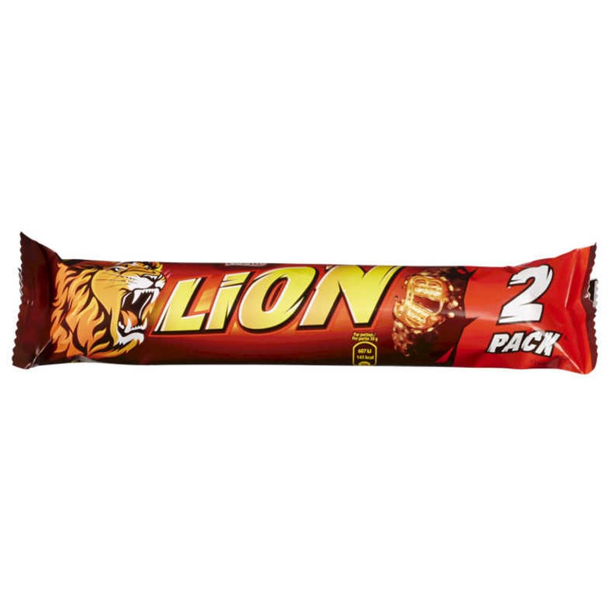 Lion 2pk -60g