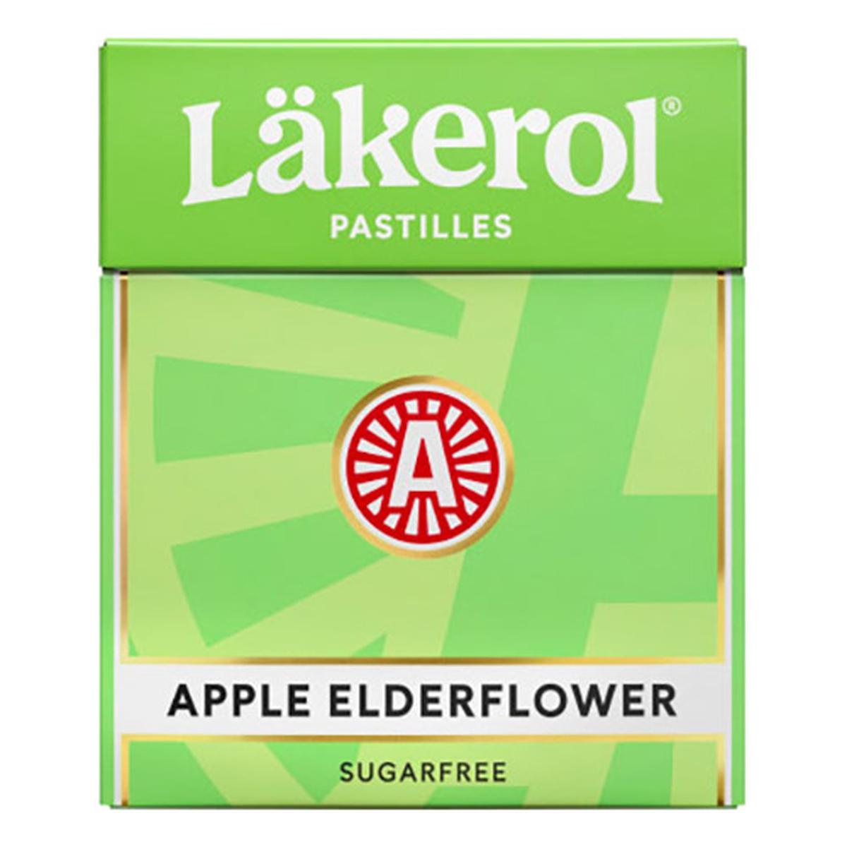 Läkerol jordbær/eple