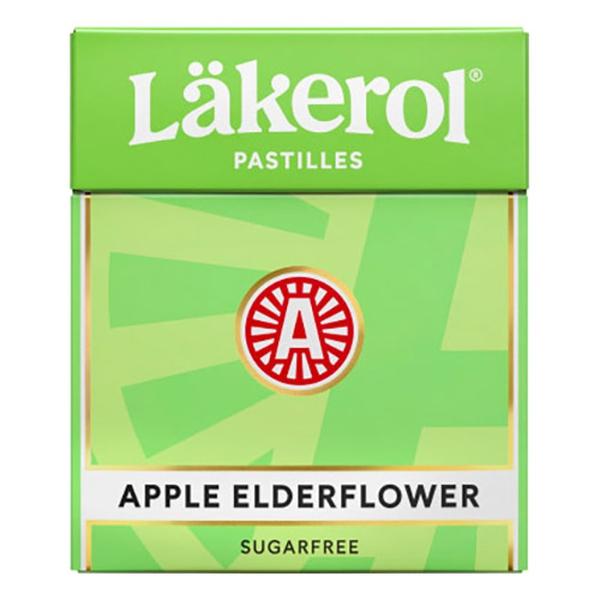 Bilde av Läkerol jordbær/eple