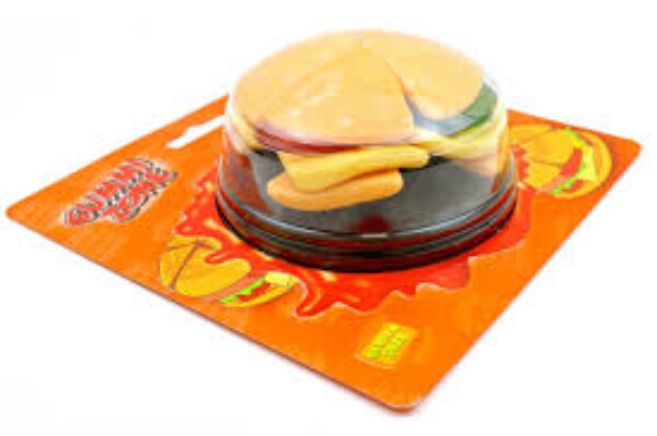 Bilde av Gummy Jumbo Burger