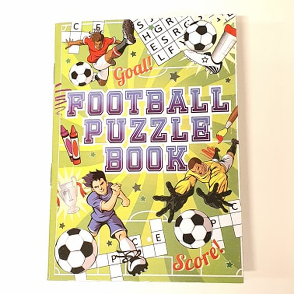 Bilde av Mini Hefte - Fotball