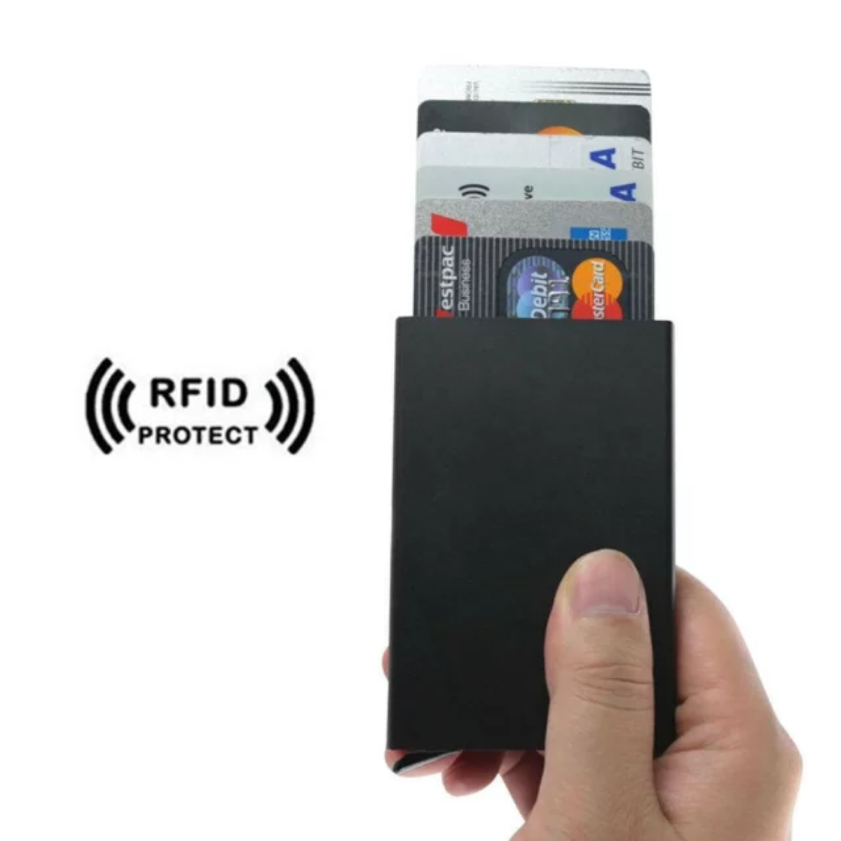 Kredittkortholder RFID Beskyttelse