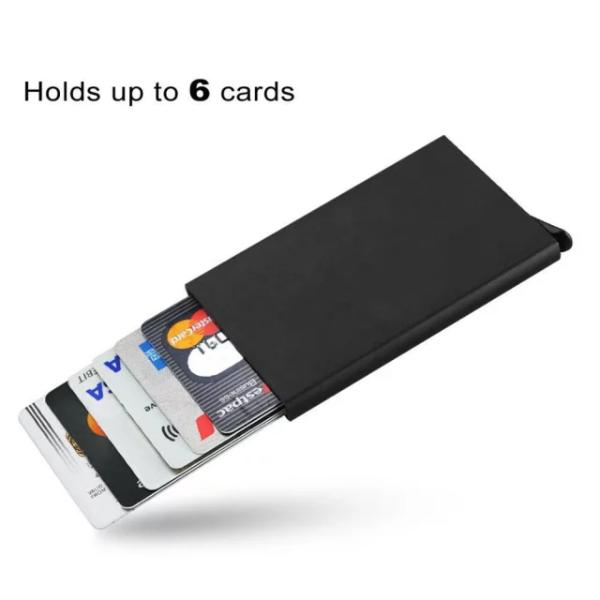 Bilde av Kredittkortholder RFID Beskyttelse