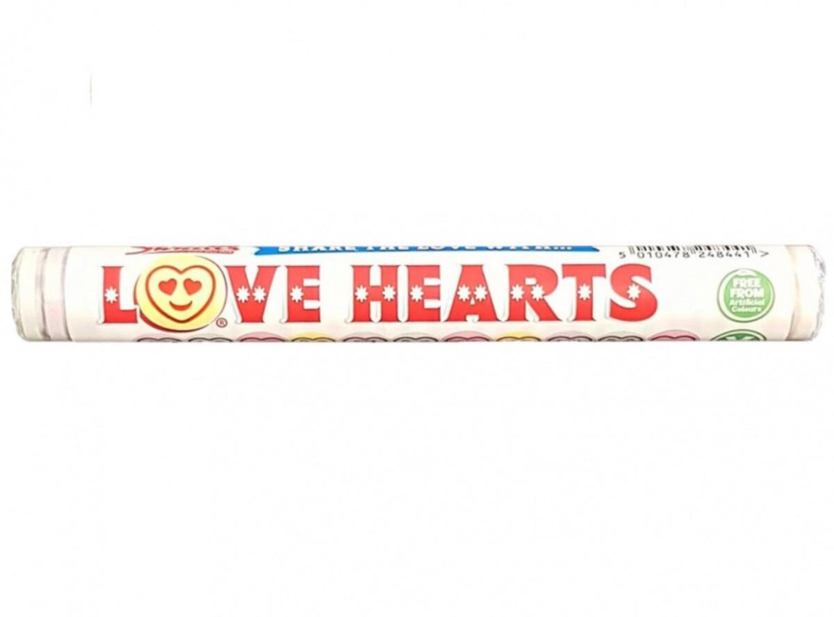 Giant Love Hearts 52g