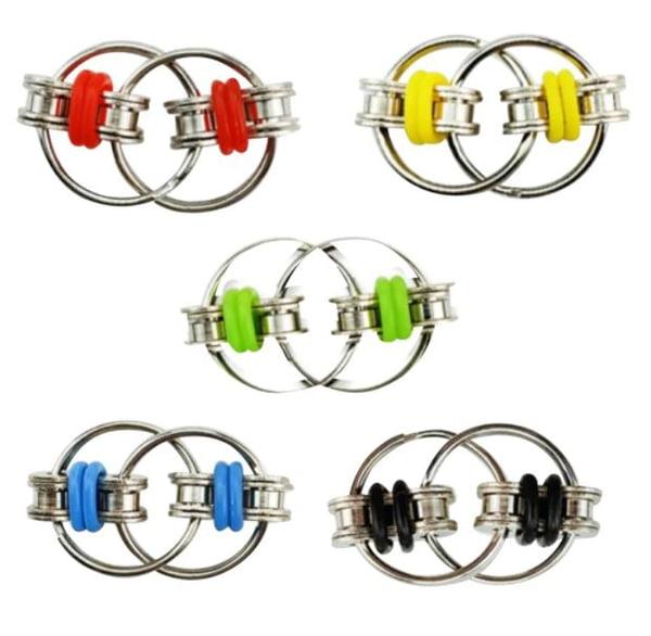 Bilde av Flippy Chain Fidget Toy - Flere Farger