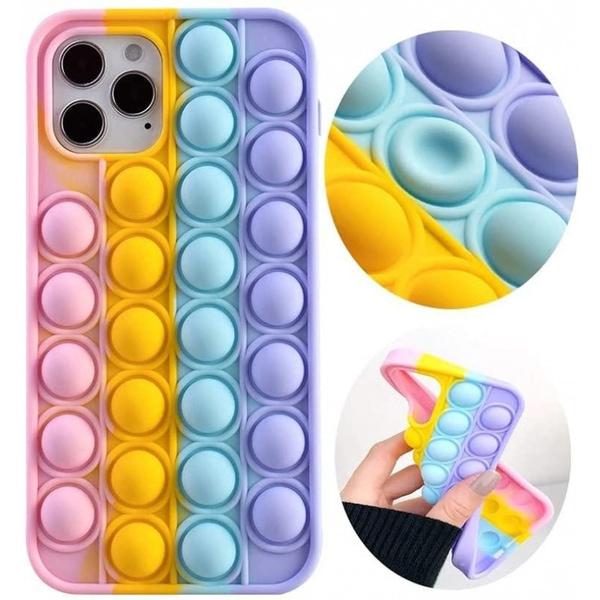 Bilde av iPhone 12/12 Pro Deksel- Pop it