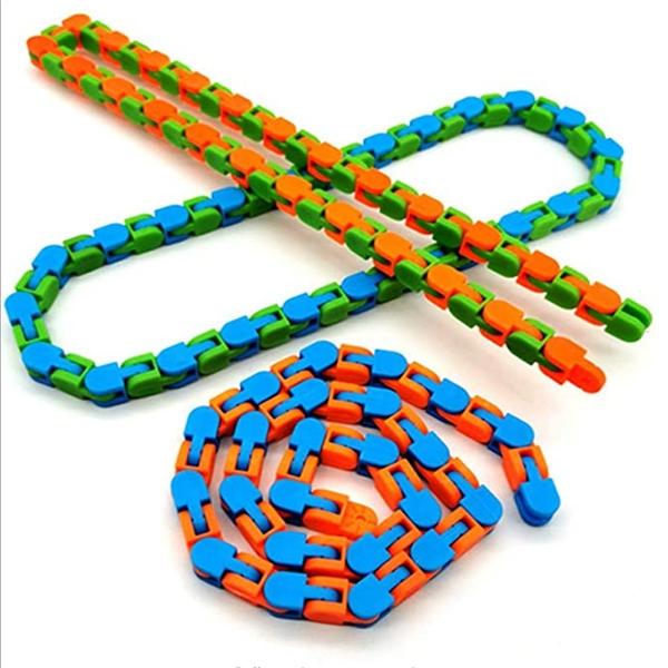 Bilde av IQ Slange-Morsom Fidget Leke #2