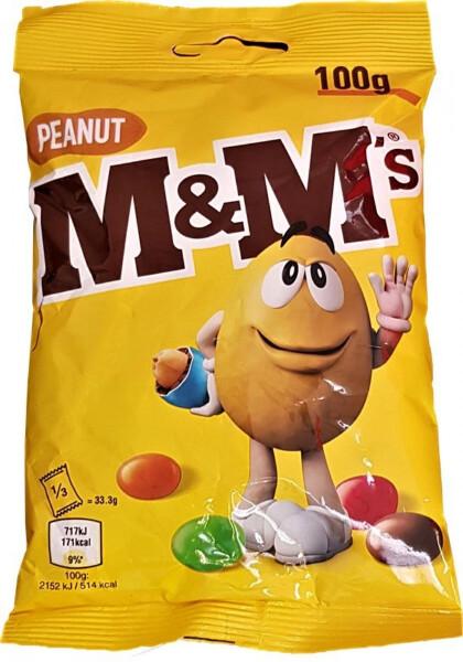 Bilde av M&M Peanutt 100g