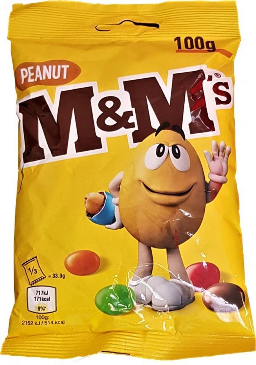M&M Peanutt 100g