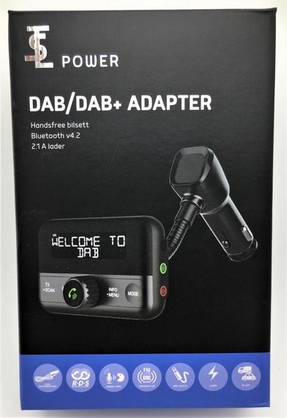 Bilde av Dab/Dab+ Adapter For Bil