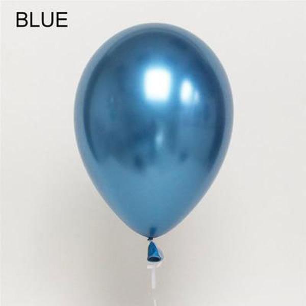Bilde av Metallic Ballonger 50pk 30cm