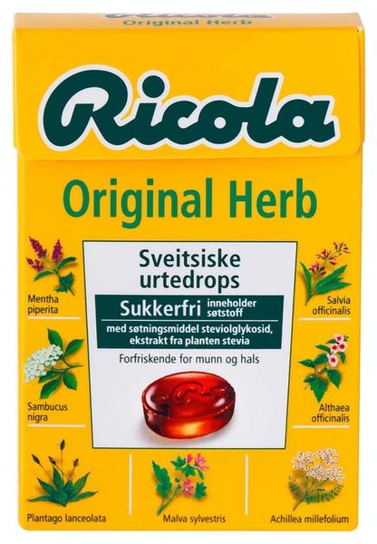 Bilde av Ricola - Flere Smaker 50g