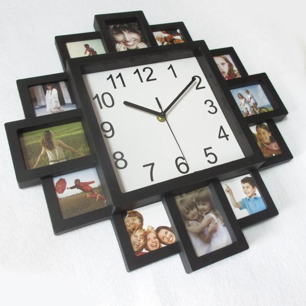 Bilde av Bildeklokke