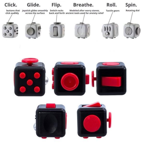 Bilde av Fidget Cube -Stort Utvalg!