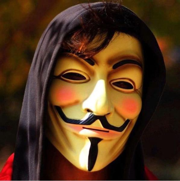 Bilde av Anonymous-Maske