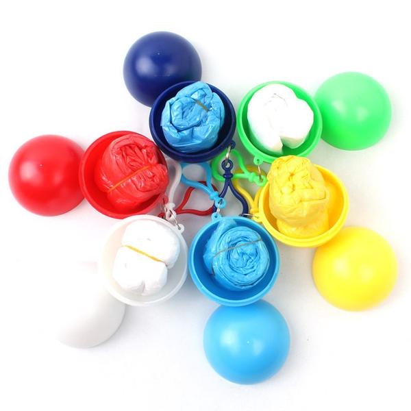 Bilde av Regnponcho - Flere Farger