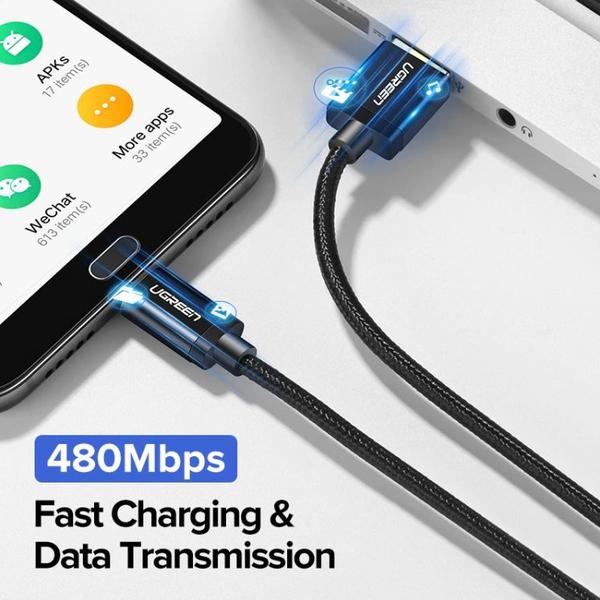 Bilde av Hurtig- 3meter-USB C Kabel