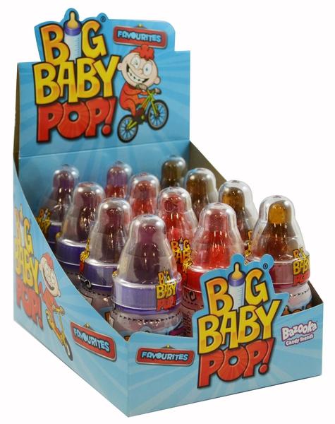 Bilde av Big Baby Pop - Godteriflaske