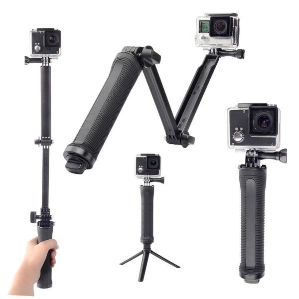 Bilde av 3-Veis Stang/Stativ For GoPro Kameraer