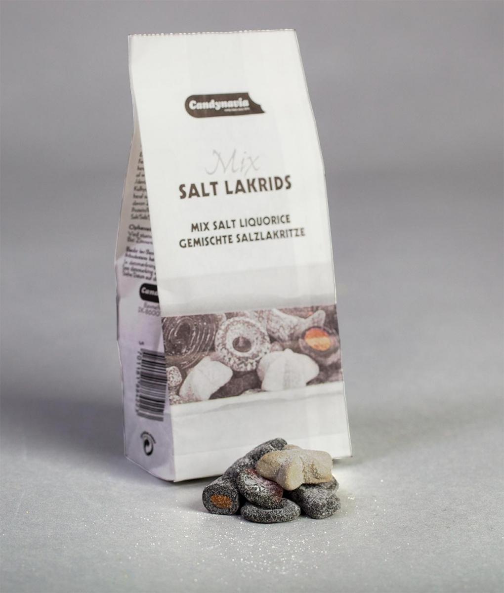 Salt Lakris Miks 160g