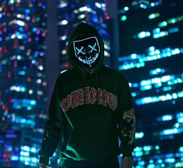 Bilde av LED - Maske