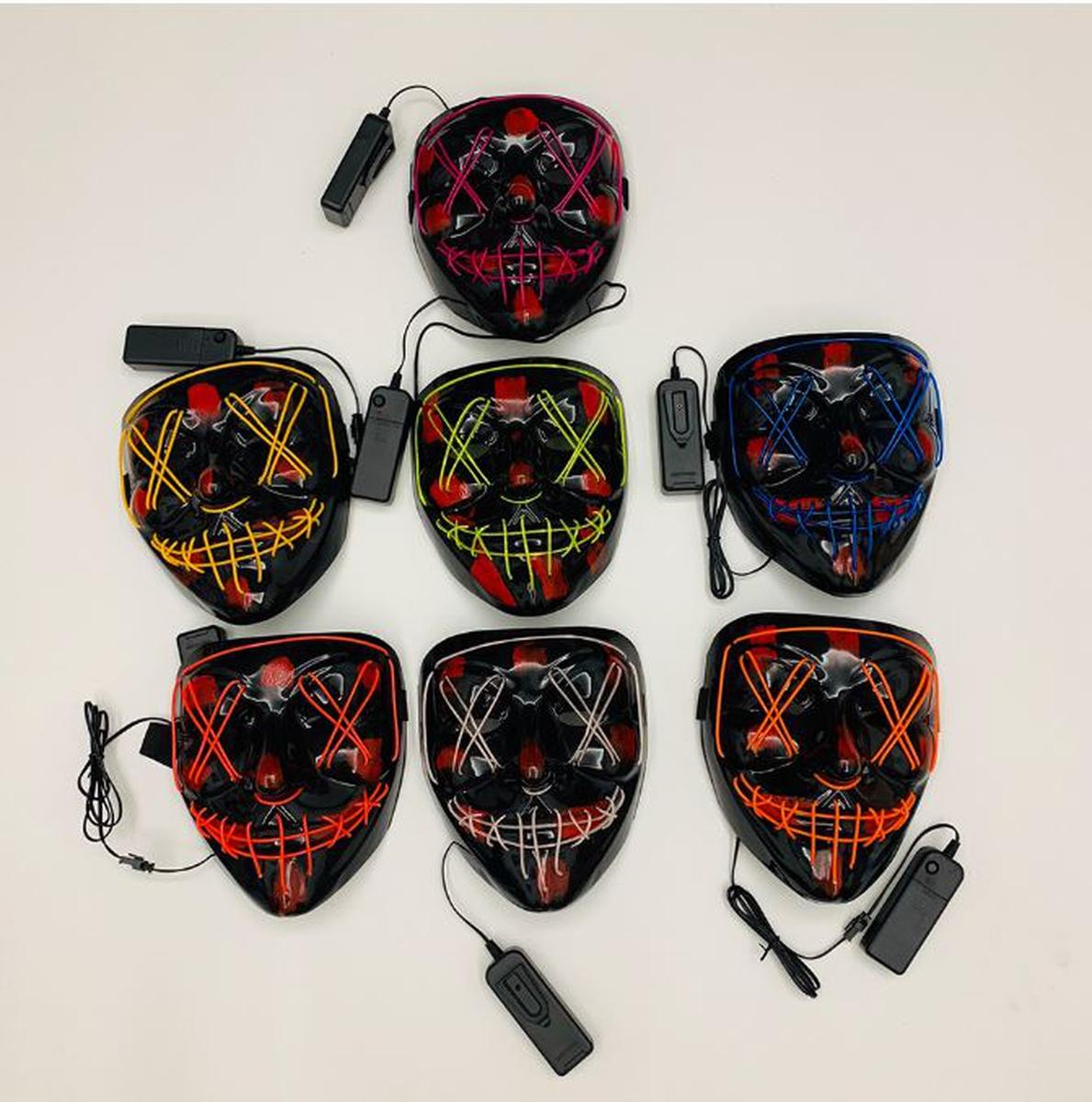 LED - Maske