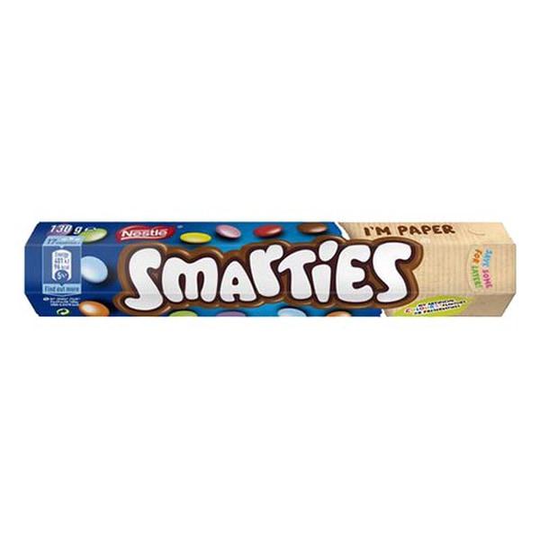 Bilde av Smarties Stor Tube 130g