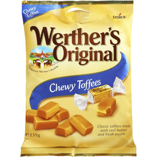 Bilde av Werther's Original Chewy Toffee