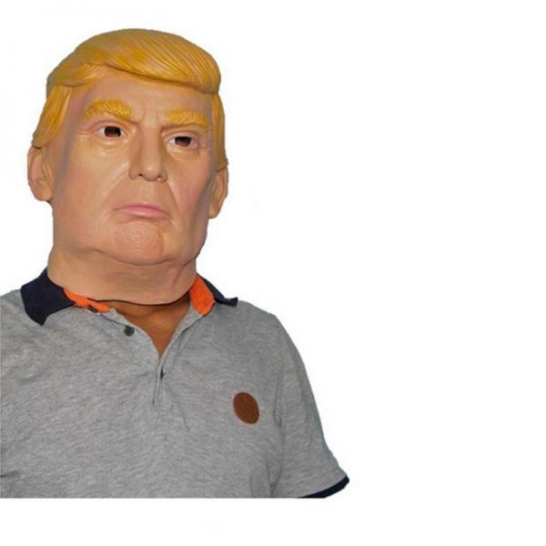Bilde av Donald Trump-Maske