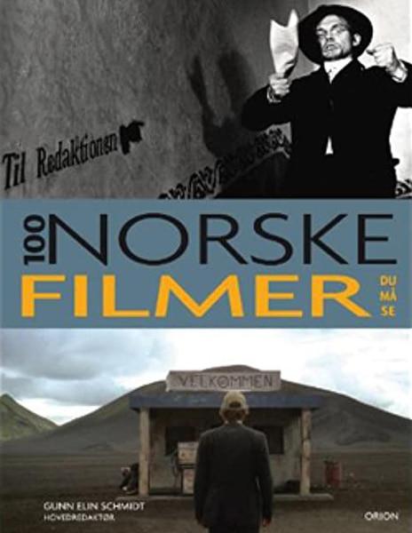 Bilde av Boken: 100 norske filmer du må se