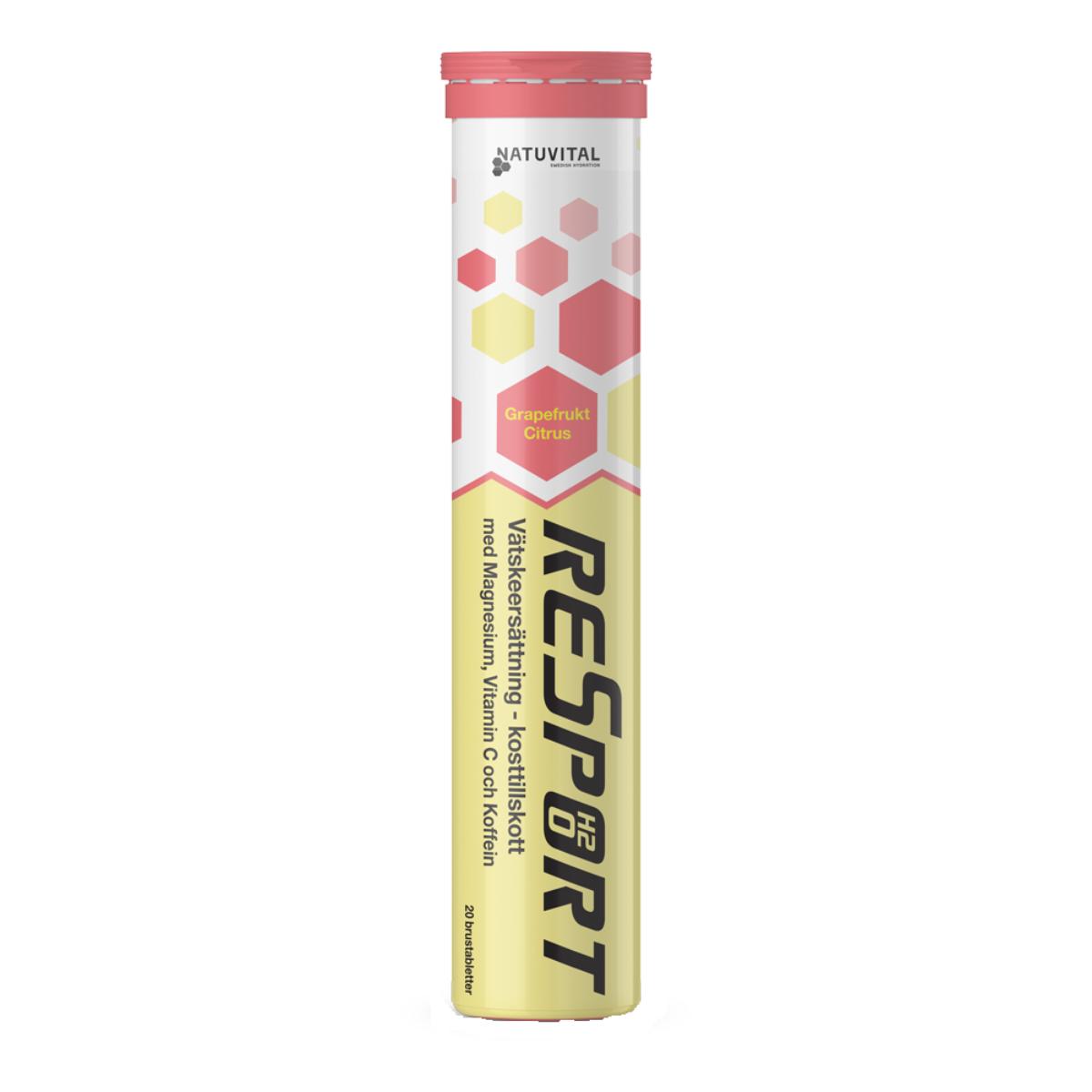 ReSport (koffein) Grapefrukt/Citrus
