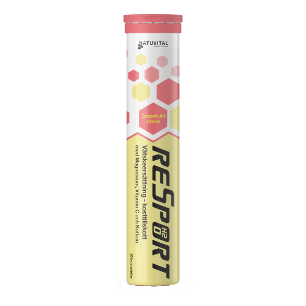 Bilde av ReSport (koffein) Grapefrukt/Citrus