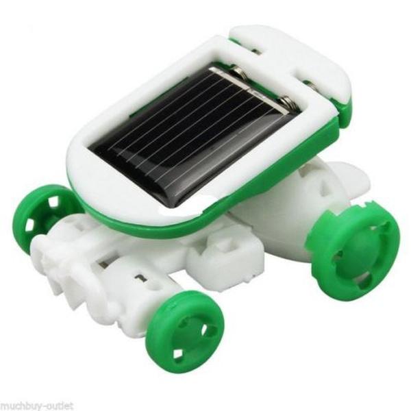 Bilde av Solcelle robot sett 6i1