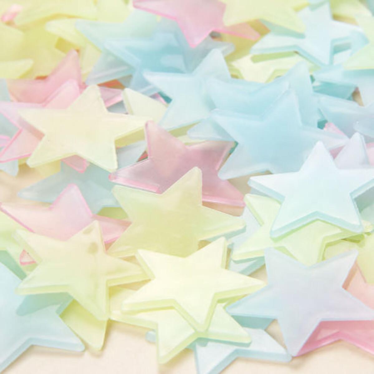 Selvlysende stjerner 100pk