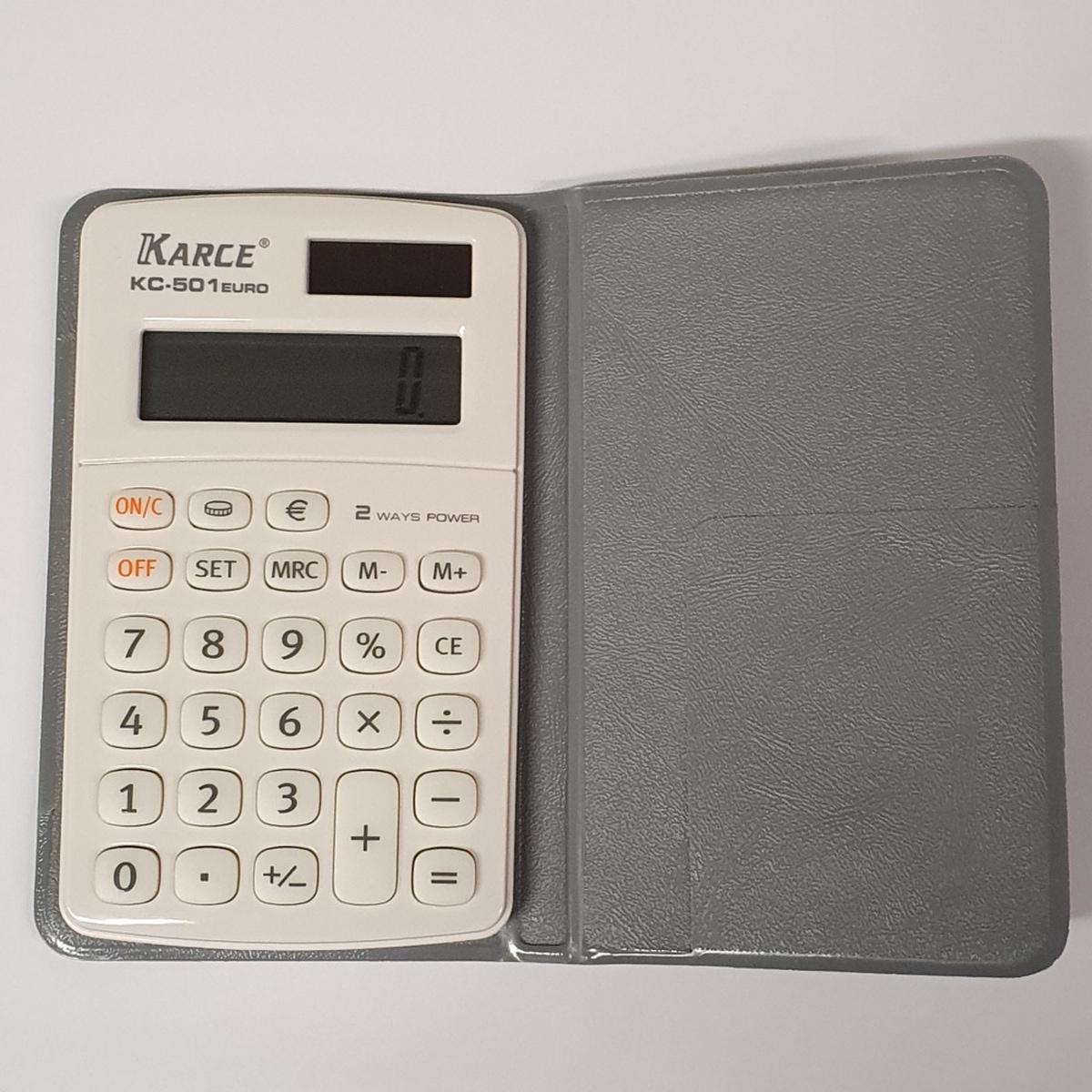 Kalkulator Med Solcelle'