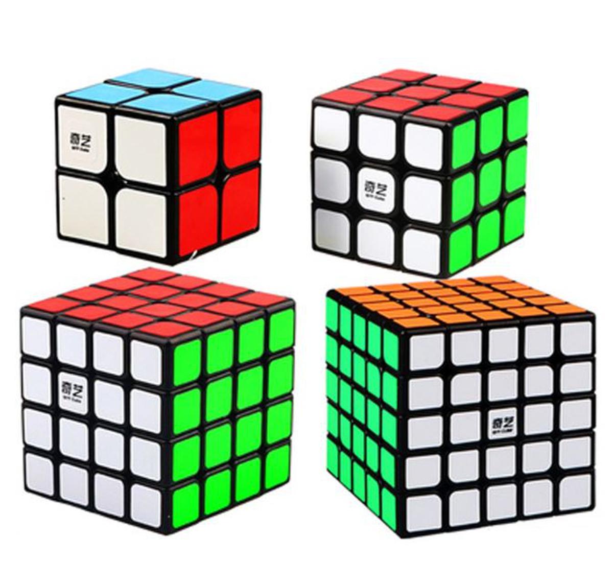 Rubiks kube- Ulike Størrelser- High Speed