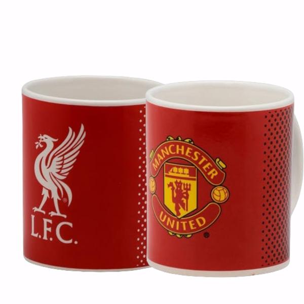 Bilde av Kopp Manchester United/Liverpool